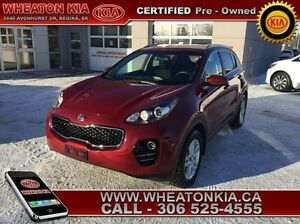 2017 Kia Sportage All new design, accident free.