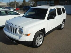 2014 Jeep Patriot Limited 4dr 4x4
