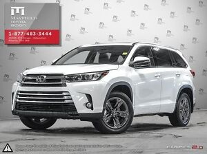2017 Toyota Highlander Limited All-wheel Drive (AWD)
