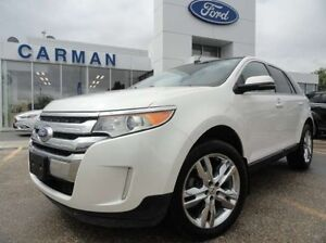 2013 Ford Edge Limited Sunroof Leather Navigation