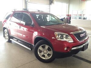 2012 GMC Acadia SLE AWD, Side Steps, Auto Headlights