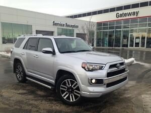 2016 Toyota 4Runner Limited 7 Passenger, Navi, Heated and Cooled
