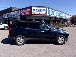 2011 Chevrolet Traverse 1LT All-wheel Drive