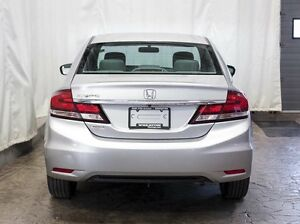 2015 Honda Civic EX Sedan Automatic w/ Bluetooth, Heated seats,  Edmonton Edmonton Area image 10