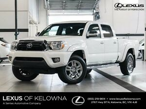 2015 Toyota Tacoma 4X4 Double Cab Limited