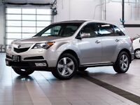 2011 Acura MDX AWD Technology with Rear DVD