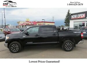 2015 Toyota Tundra SR5 5.7L V8 W/BLUETOOTH, BACK-UP CAM, SUNROOF Edmonton Edmonton Area image 4