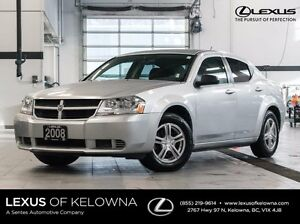 2008 Dodge Avenger SE with Winter Tire Package