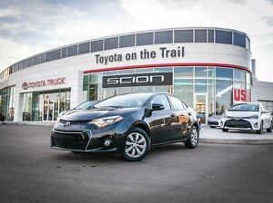 2014 Toyota Corolla S, Leather Bolsters, Heated Seats, Touch Scr