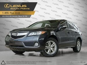2014 Acura RDX Technology package All-wheel Drive (AWD)