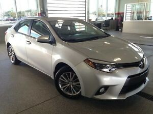 2015 Toyota Corolla LE 4dr Sedan Upgrade Package - Only 52k! - P