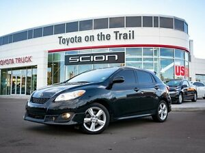 2009 Toyota Matrix XR, Hatchback, Remote Starter, Sunroof, Alloy