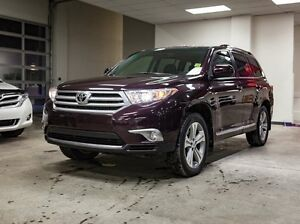 2012 Toyota Highlander Sport, AWD, Leather, Heated Seats, Power