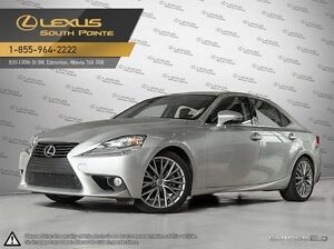 2014 Lexus IS 250 Premium package