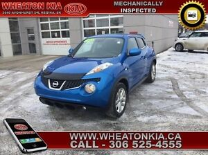 2012 Nissan Juke One owner, PST Paid.