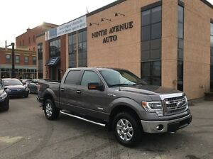 2014 Ford F-150 XLT Crew, Leather, One Owner
