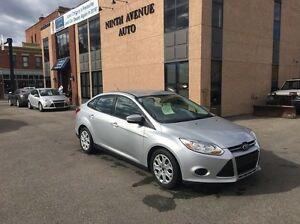 2013 Ford Focus GREAT SHAPE! GREAT VALUE!