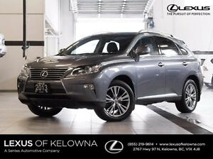 2013 Lexus RX 350 AWD Touring Package