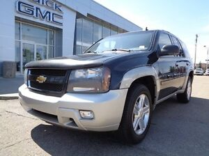 2008 Chevrolet TrailBlazer LT1 - 4x4! Rare! Sunroof, DVD