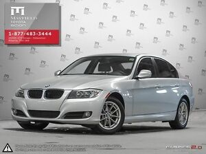 2011 BMW 323 323i Rear-wheel Drive (RWD) 6-speed manual