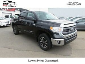 2015 Toyota Tundra SR5 5.7L V8 W/BLUETOOTH, BACK-UP CAM, SUNROOF