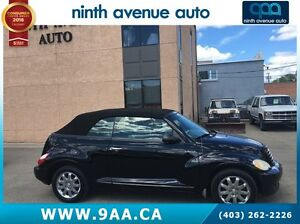 2006 Chrysler PT Cruiser PT Touring Convertible, Turbo