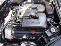 Jaguar 4.2 supercharged
