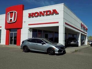 2017 Honda Civic Sport Touring 4dr Hatchback
