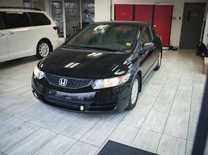 2010 Honda Civic DX-G, Remote Starter, AUX, Coupe, Power Windows Edmonton Edmonton Area image 19