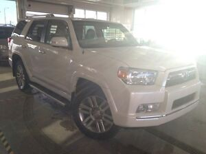 2013 Toyota 4Runner Limited Navi, Heated Seats, Backup Cam, Sunr