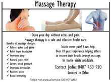 Massage therapy  Kelso Townsville Surrounds Preview