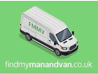 Man and Van Drivers needed - CASH PAYMENT - Dorset area
