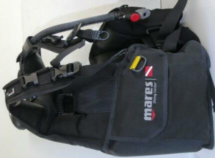 NEW MARES ROVER Large BCD Scuba Diving