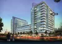 MOVE to IQ Condos NOW Huge 1 BEDROOM with Parking BRAND NEW