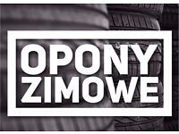 Top Quality Winter Part Worn Used Tyres - Pairs & Sets - OPONY ZIMOWE!