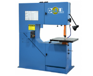 NEW DoALL 3613-V3 Vertical Contour Band Saw (#3084)