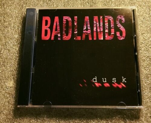 Badlands - Dusk CD *  Free Fast Shipping