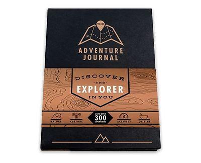 Adventure Scratch Off Journal Maps Road Trips Travelers Bucket List By Luckies