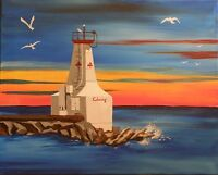 $15 OFF SAS PAINT PARTY AT THE MILL IN COBOURG