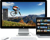 27 apple thunderbolt display monitor
