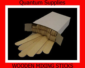 25-WOODEN-MIXING-STICKS-FOR-FIBREGLASS-moulds-RESIN-GRP-WORK-etc
