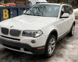 2010 BMW X3 2.8i Executive Package