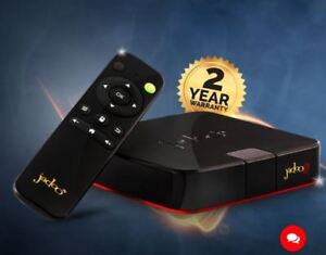 Jadoo TV 5 * 2 years Warranty * With Android Box and lot more