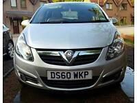 Vauxhall Corsa 1.2 sxi 2010/11