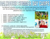 Student Summer Day Camp Leader and Support