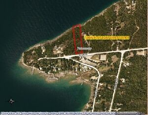 WATERFRONT PROPERTY AT TIP OF BRUCE PENINSULA