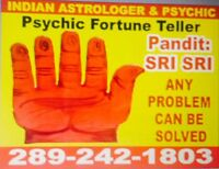 PSYCHIC AND ASTROLOGER , +1289-242-1803, 1 647-779-9634