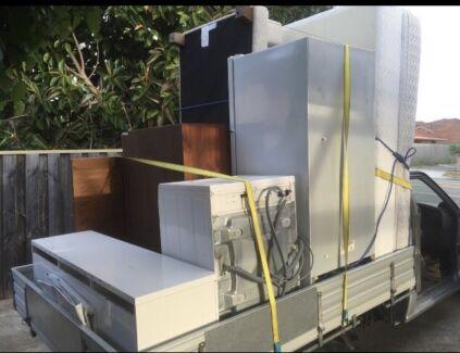 Ute & Man Hire PICK UPS DROP OFFS