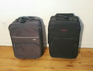 20'' Carry on luggage / valise de cabine