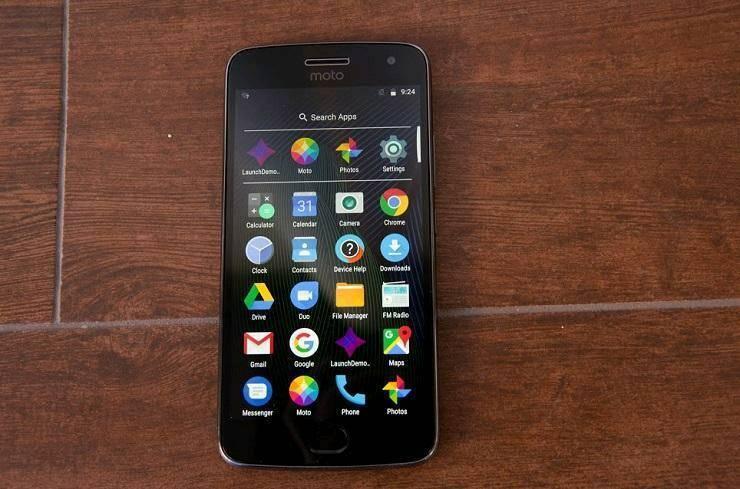 Motorola G5 Plus Android Smart Phone